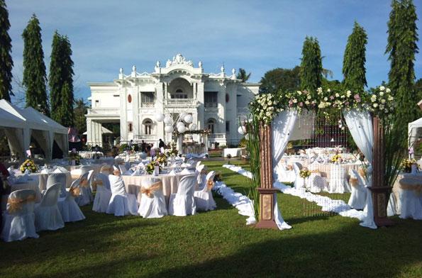 Best Venue For Outdoor Wedding Reception In Iloilo Iloilo Wedding