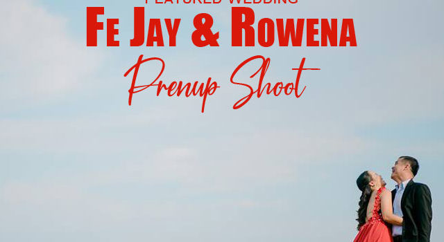 Fe Jay and Rowena: A Scenic Photo Shoot