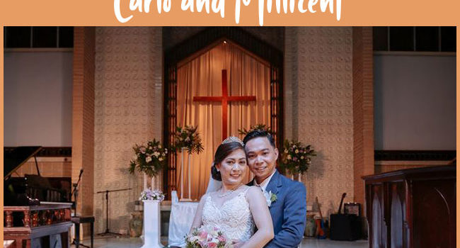 Carlo and Millicent: The Wedding of High School Sweethearts