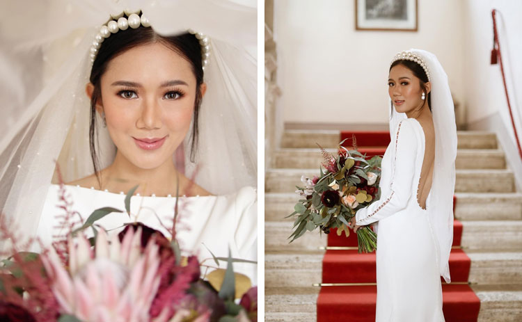 Camille Co and Joni Koro Wedding
