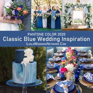 Classic Blue Wedding Inspiration