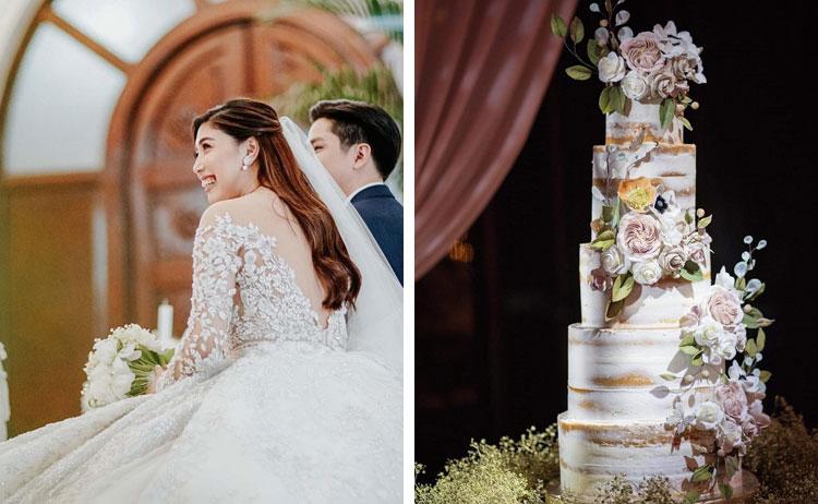 Dani Barretto and Xavi Panlilio Wedding