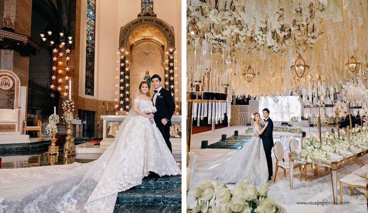 Rodjun Cruz and Dianne Medina wedding