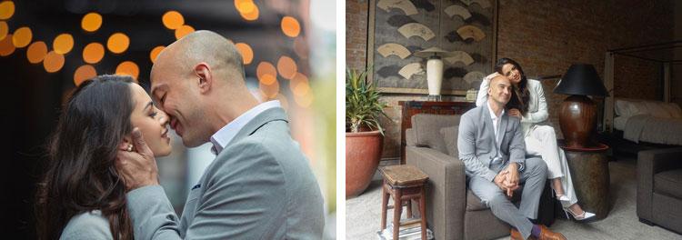 KC Montero and Stephanie Dods Wedding