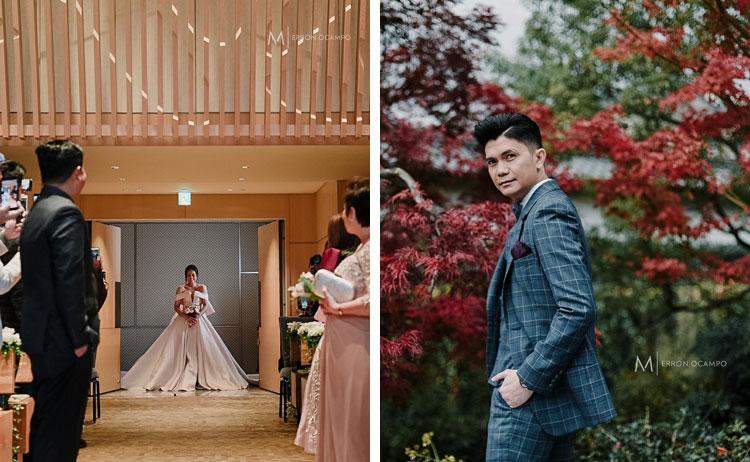 Vhong Navarro wedding in Japan